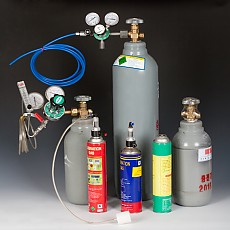 STANDARD GAS,CAN-GAS & KIT